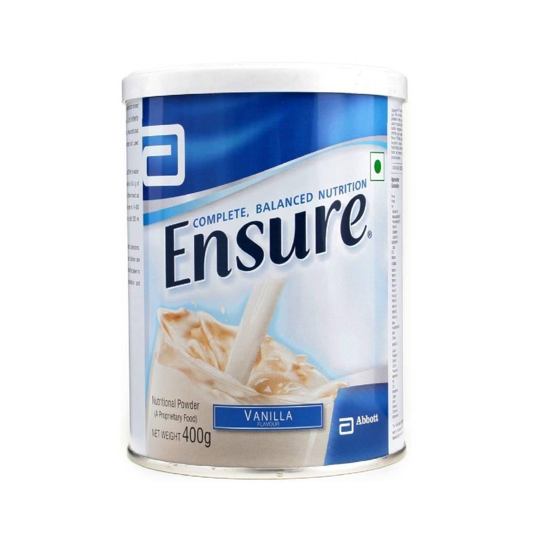 ensure nutrition powder 400 g chocolate everycare. Black Bedroom Furniture Sets. Home Design Ideas