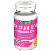 Natures-Bounty-Calcium-600-Plus-Vitamins