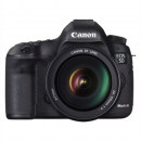 Canon EOS 5D Mark III DSLR Kit (EF 24-105mm F4L IS USM) Lens (Black)